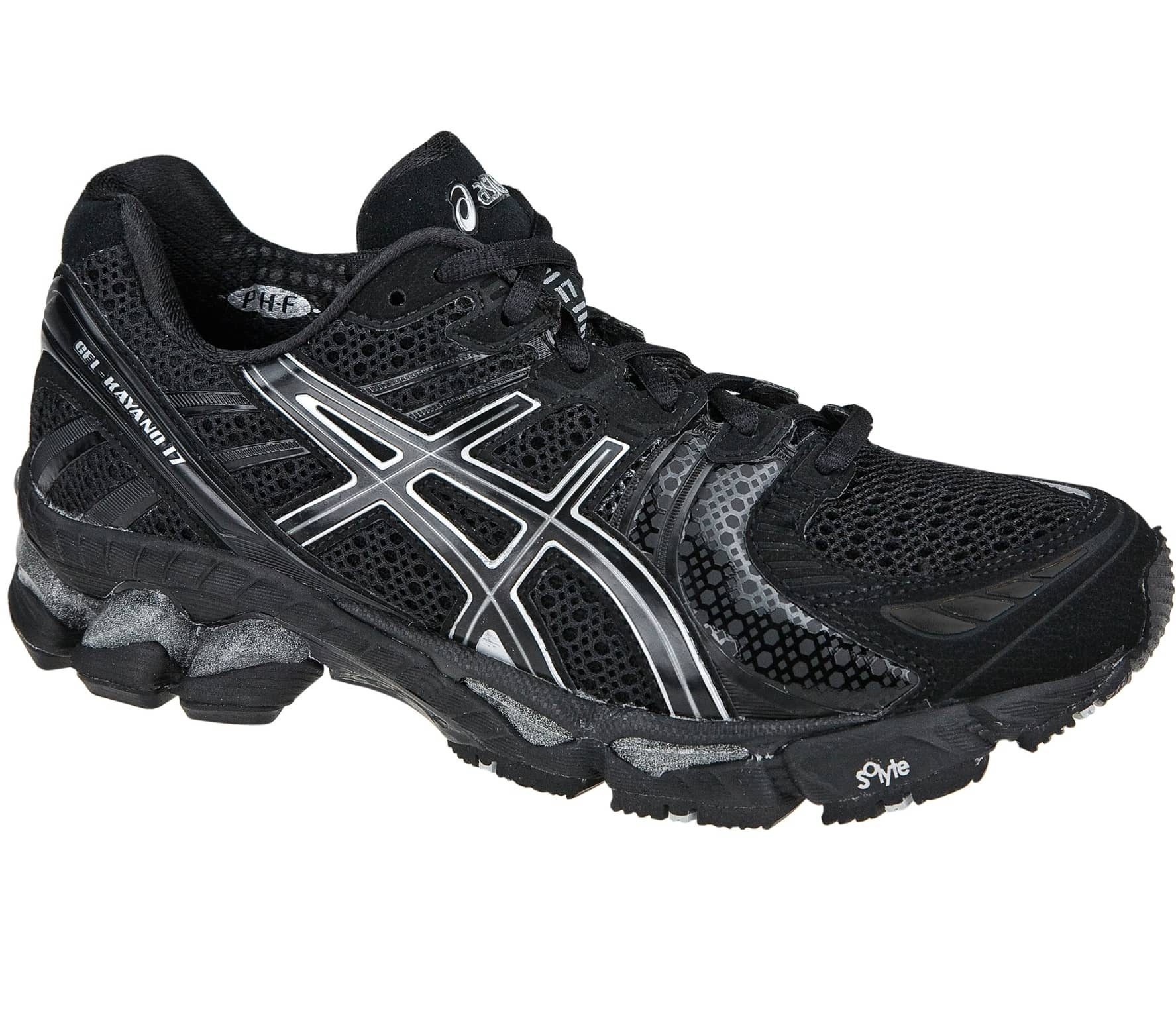 check out 2108d 61358 Asics - Running Shoe Gel-Kayano 17 W black silver