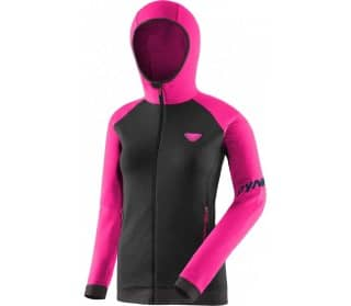 Speed Thermal Hooded Women Fleece Jacket