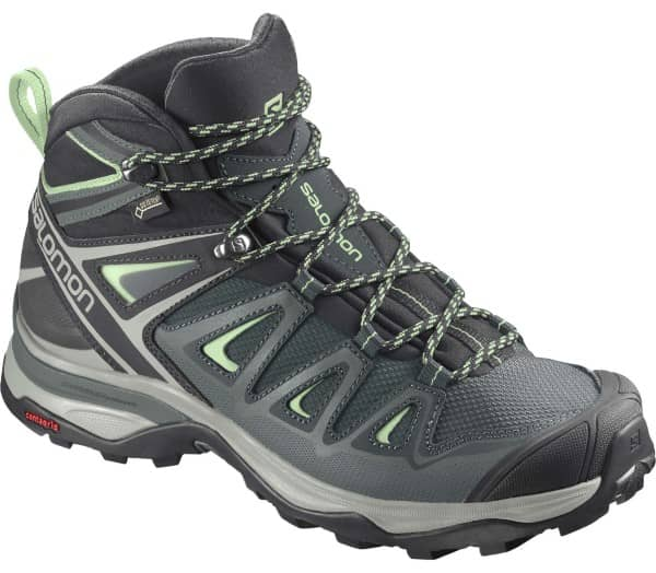 SALOMON X Ultra 3 Mid GORE-TEX Women Hiking Boots - 1