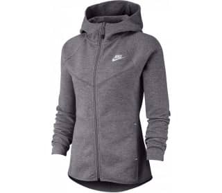 Sportswear Windrunner Tech Fleece Dam Sweatshirt med blixtlås