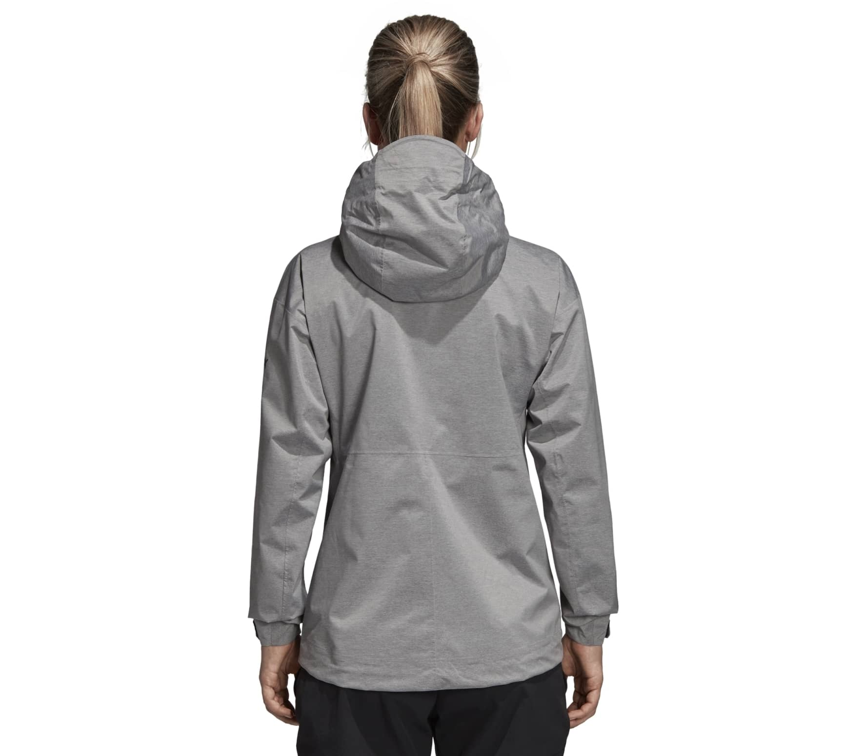 57becb1d254a adidas Performance - Swift Pro women s 2.5 layer jacket (grey) - buy ...