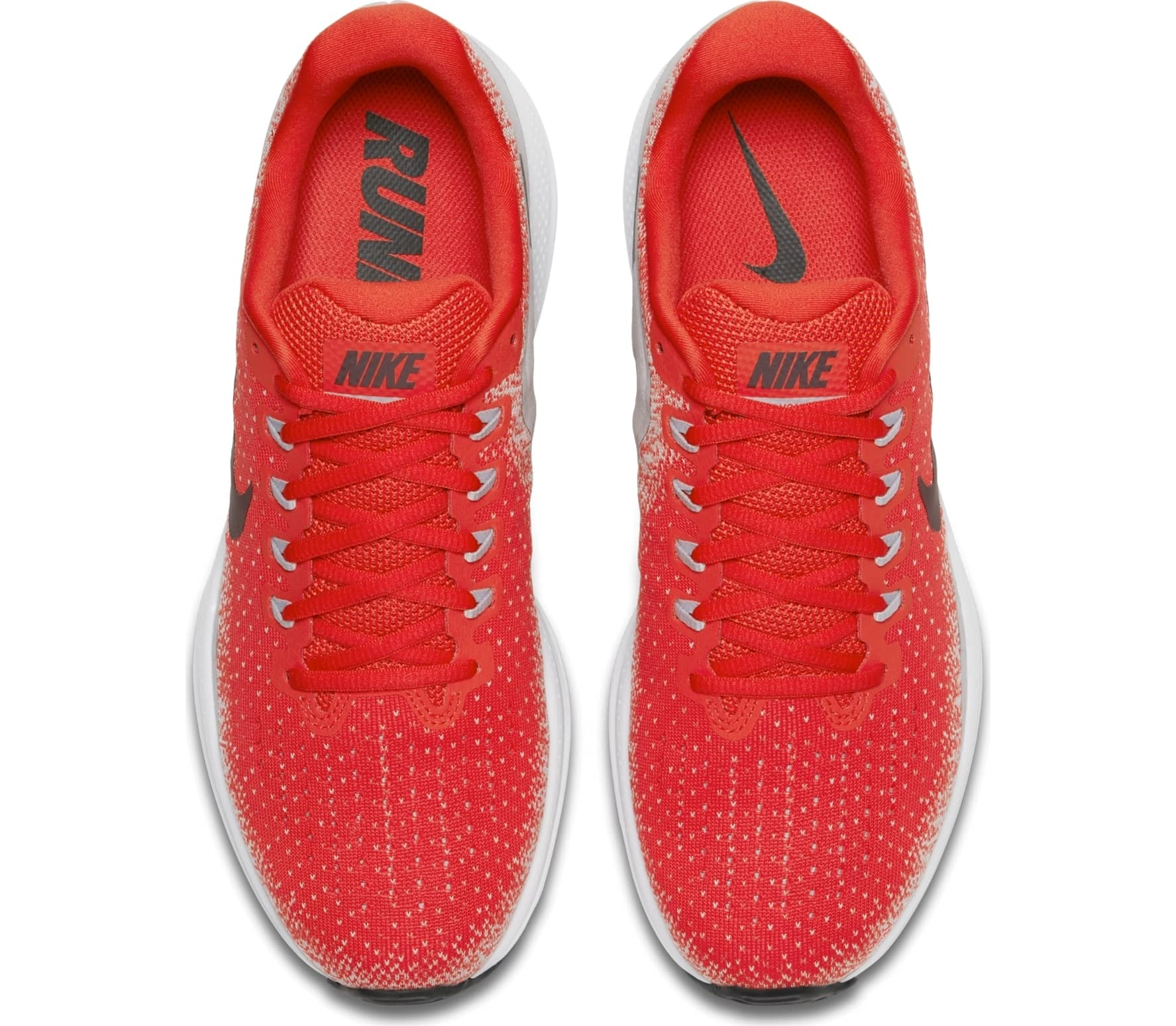 270e876a9423 ... free shipping nike air zoom vomero 13 mens running shoes red grey 6a1dd  1480c