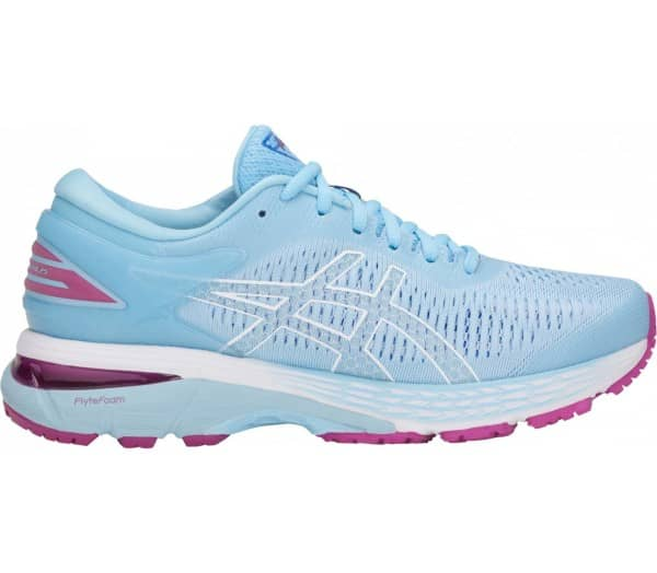 asics gel kayano 25 womens running shoes