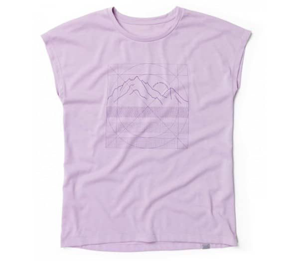 HOUDINI Big Up Message Women Functional Top - 1