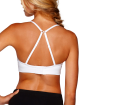Lorna Jane - Sammy Sports women's training bra (white)