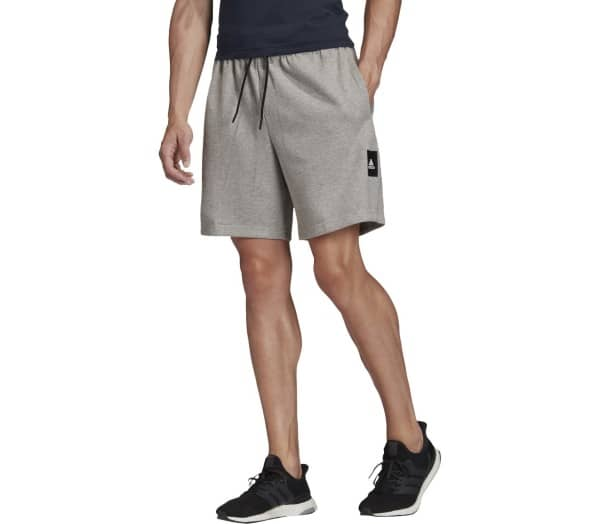 ADIDAS Grey Herr Shorts - 1