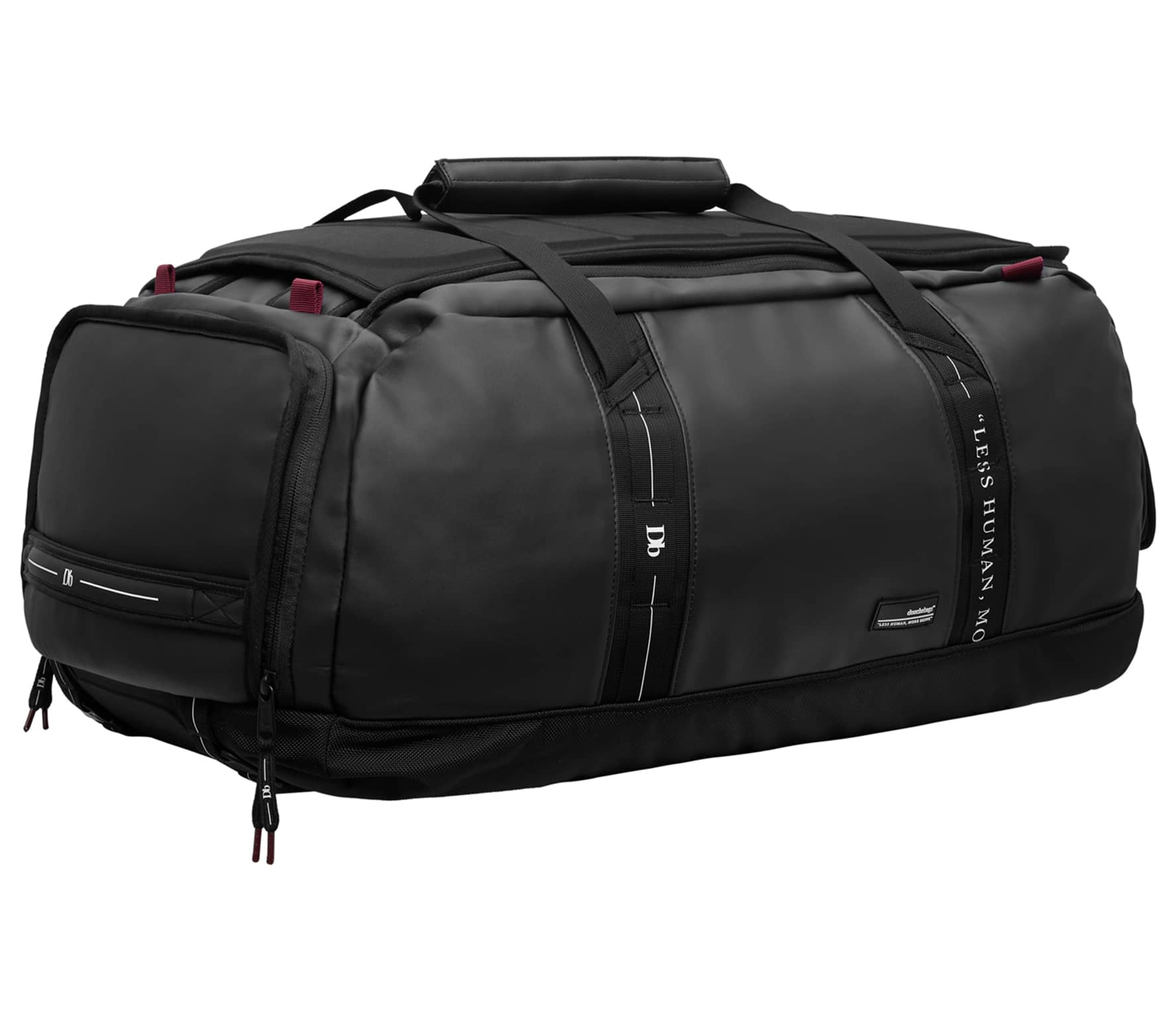 Douchebags Carryall 65L Jay Alvarrez Edition Duffel Unisex black