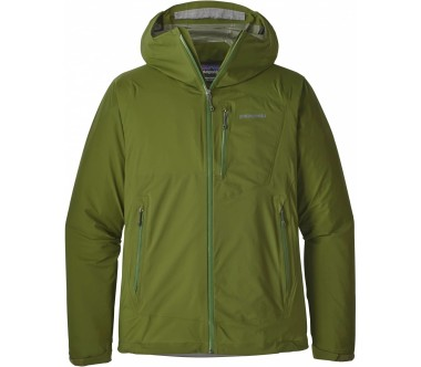 Patagonia - Stretch Rainshadow men's hardshell jacket (khaki)
