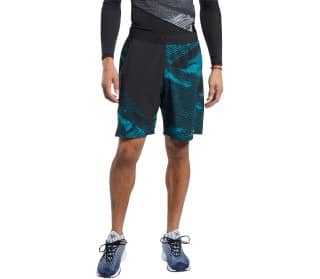 Reebok TS Speed AOP 6MO Men Training Shorts