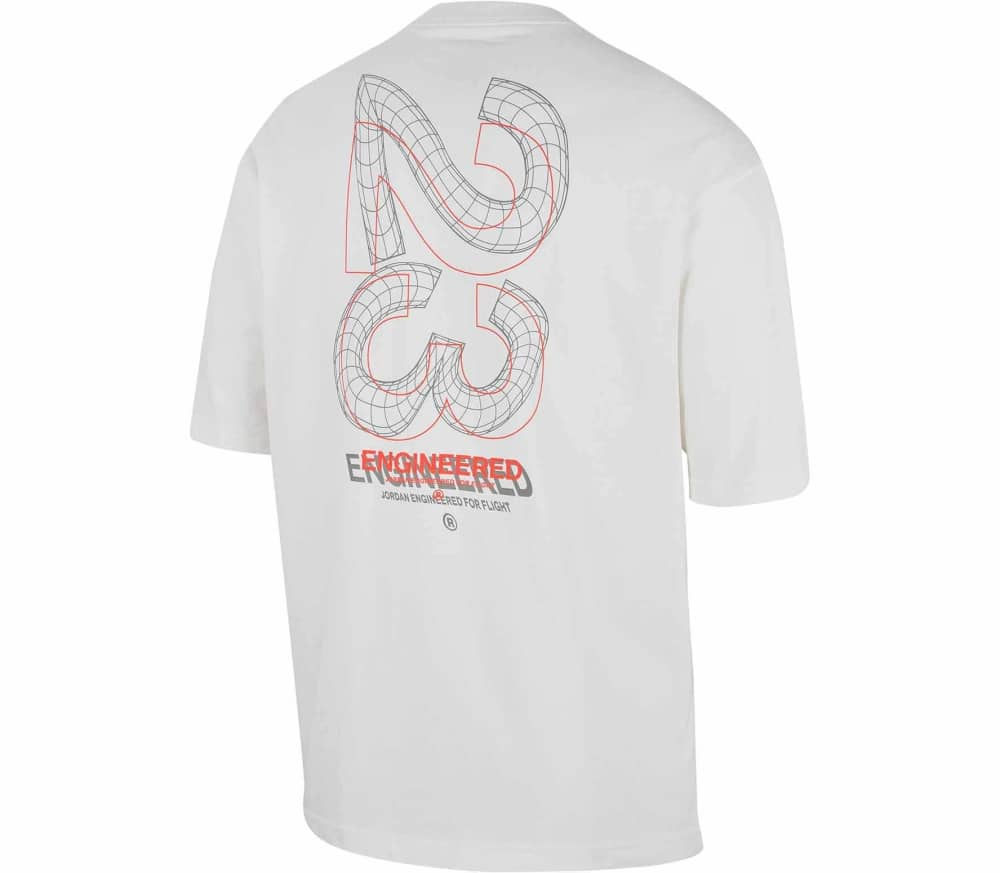 23 Engineered Crew Men T-Shirt