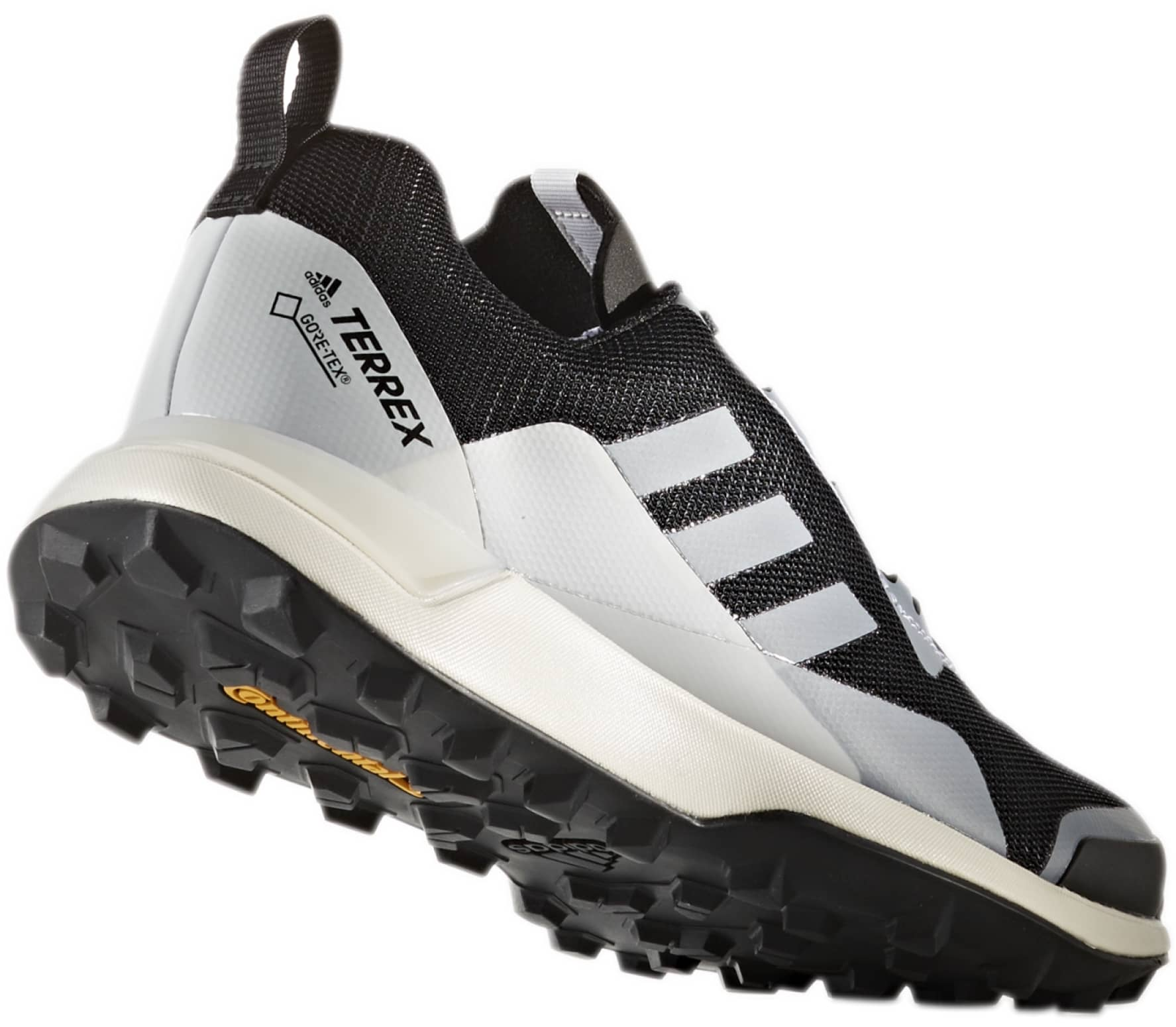 buy online 6efa1 413c1 Adidas - Terrex CMTK GTX women s trail running shoes (black grey)