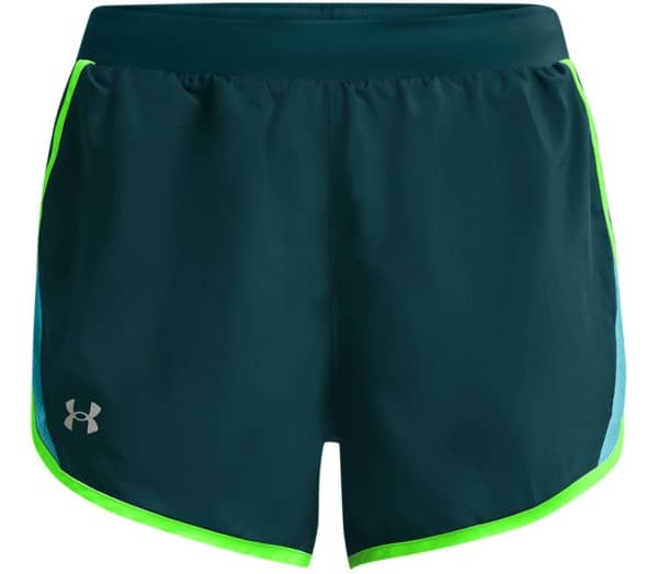 UNDER ARMOUR Fly By 2.0 Damen Laufshorts - 1