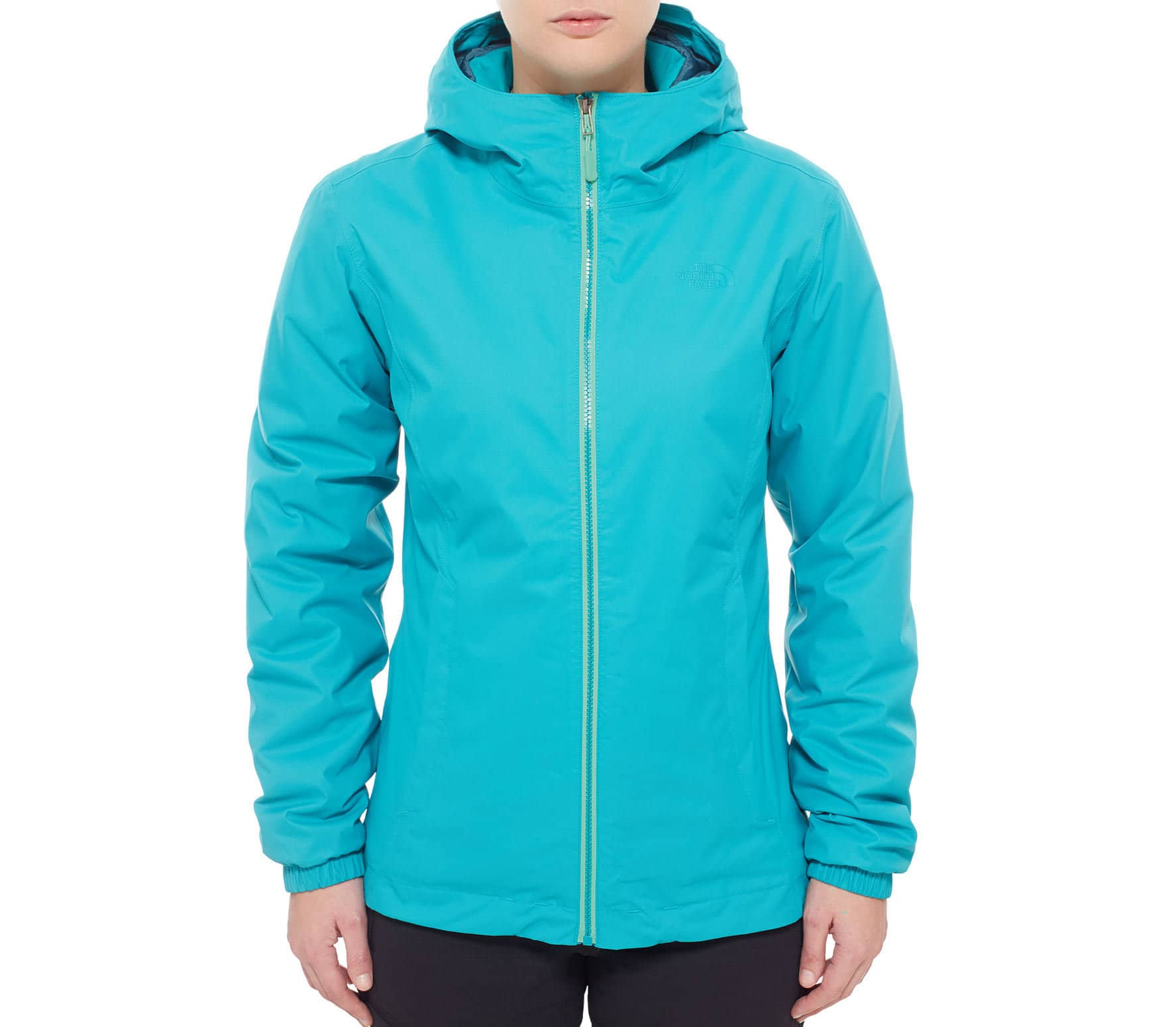 The North Face Quest Insulated Dames Shell jacket (groen)