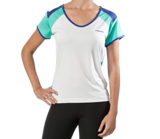 HEAD Logo Women Tennis Top