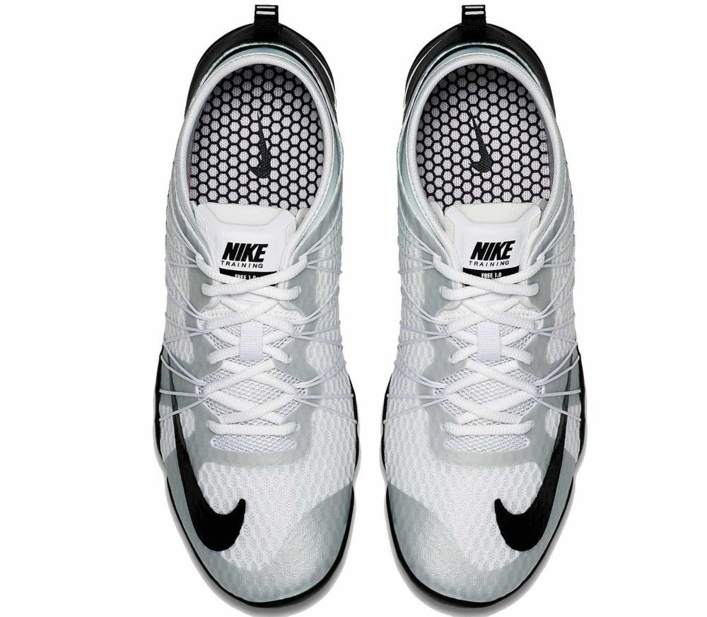 sports shoes bbd3e df207 Nike - Free 1.0 Cross Bionic 2 women s training shoes (white black)