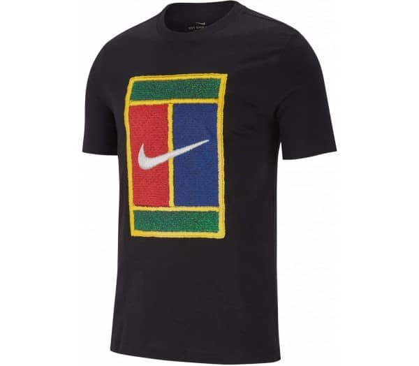 NIKE Court Men Tennis Top - 1