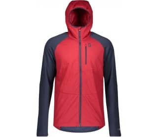 Explorair Ascent Polar Men Hybrid Jacket