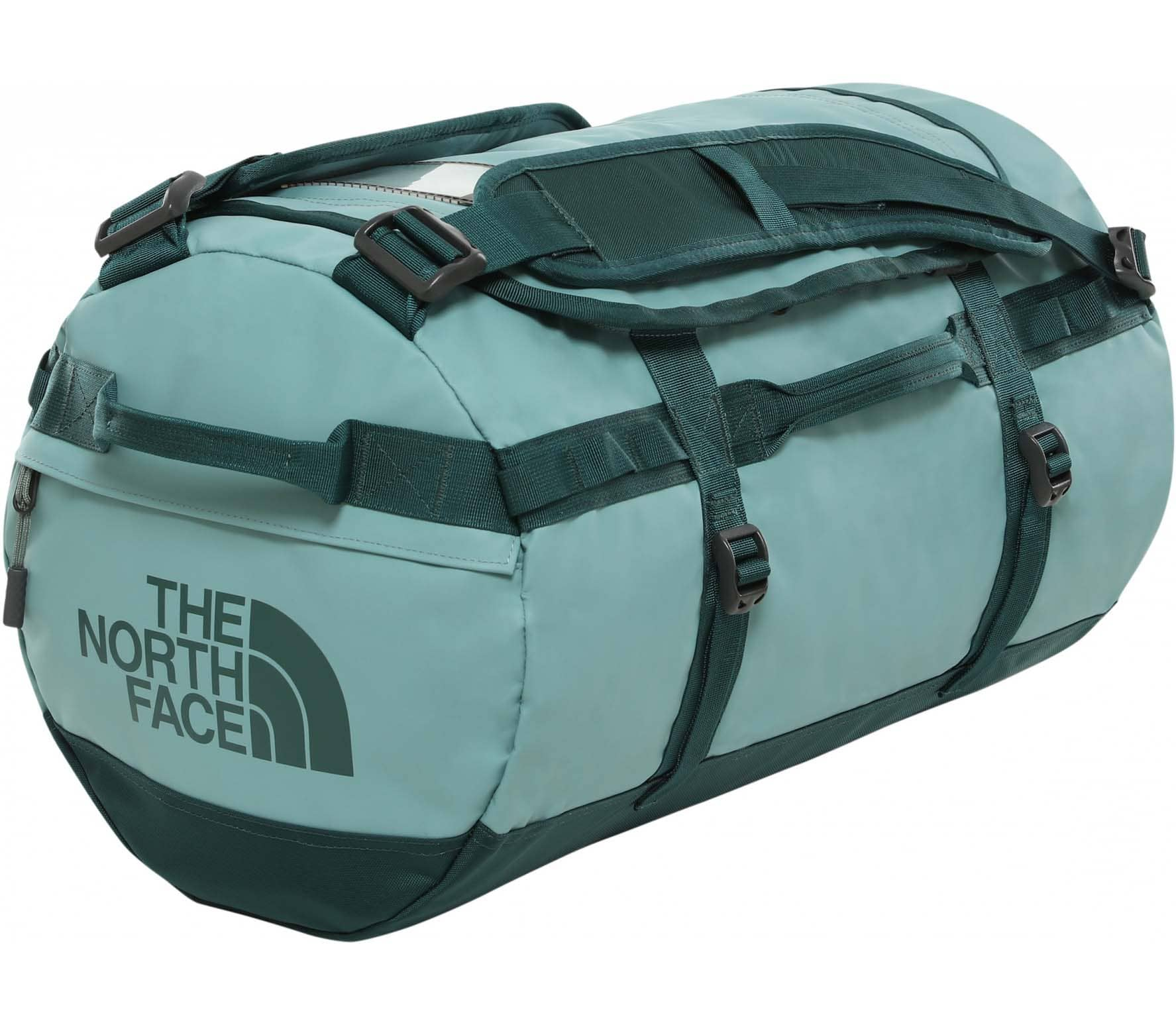 The North Face BASE CAMP DUFFEL S Unisex Bag green
