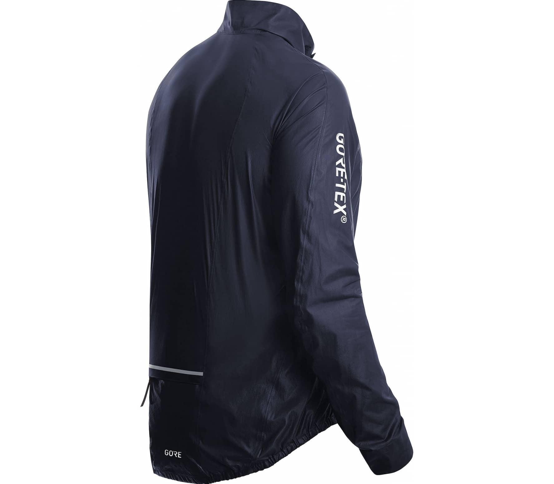 GORE® Wear - C5 Goretex Shakedry 1985 Viz Herren Bike Jacke (dunkelblau)