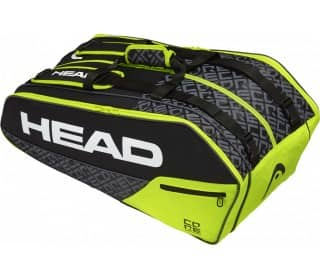HEAD Core 9 Racket Supercombi Tennistasche