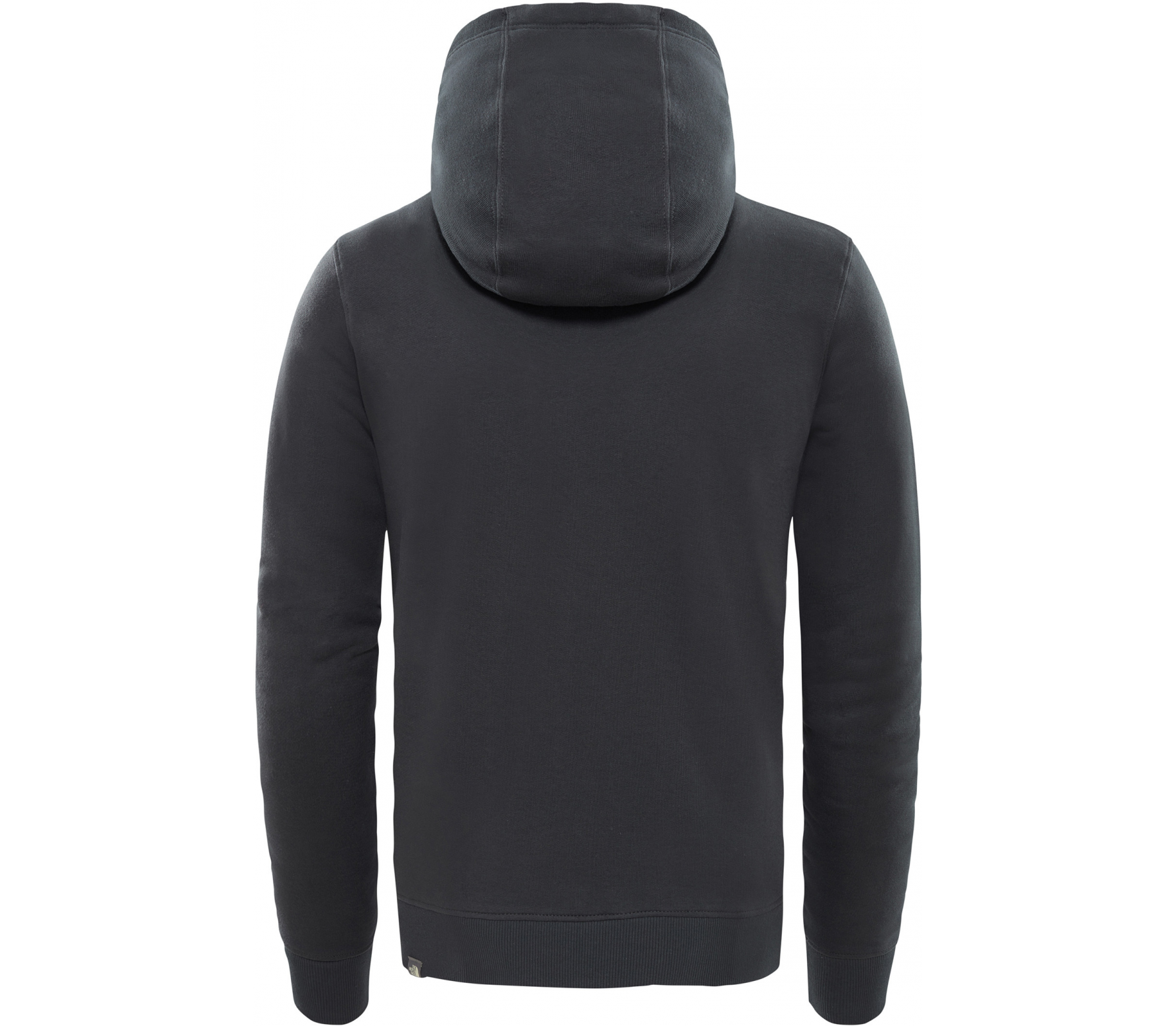 58d5e2bdd555 The North Face - Drew Peak Herren Hoodie (grau) im Online Shop von ...
