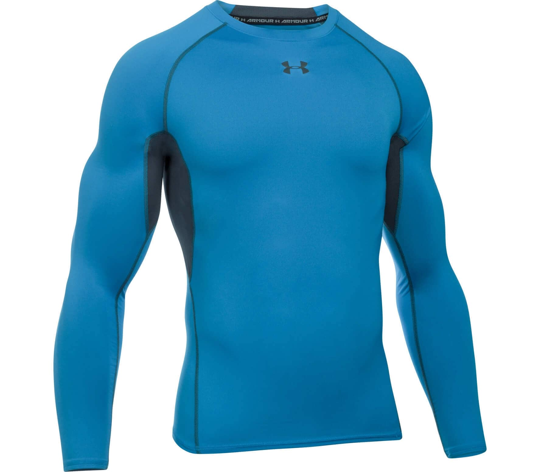 Daftar Harga Ua Heat Gear Armour Long Sleeve Top Update 2018 Atteenahijab Atiqa Raudha Ungu Tua Under Heatgear Sleeved Mens Compression Blue Grey