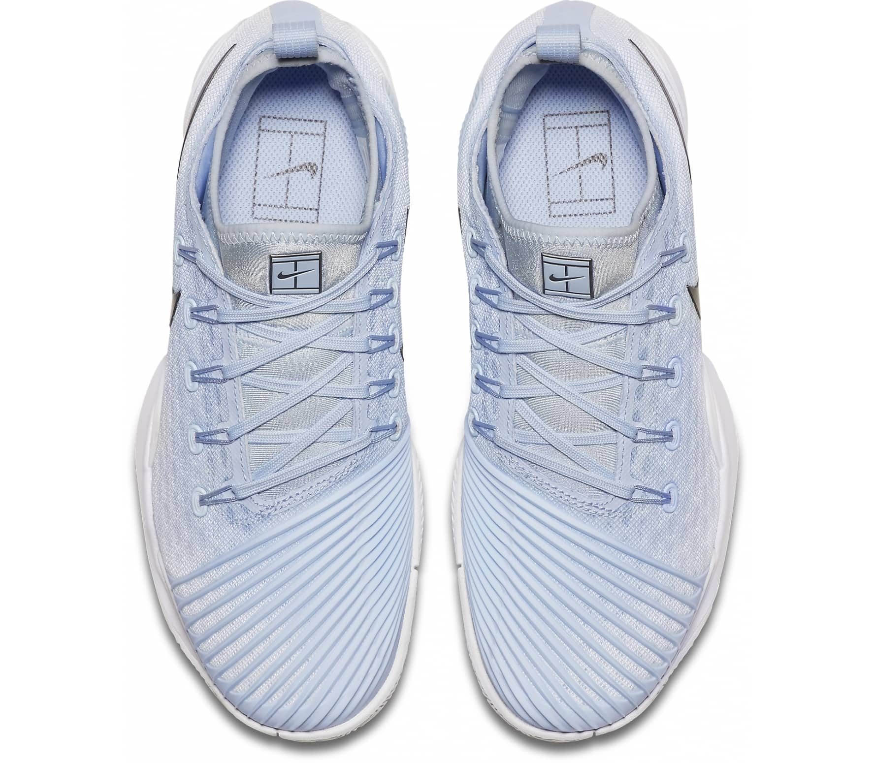 Nike Air Zoom Ultrafly Low women's tennis shoes (bluewhite)