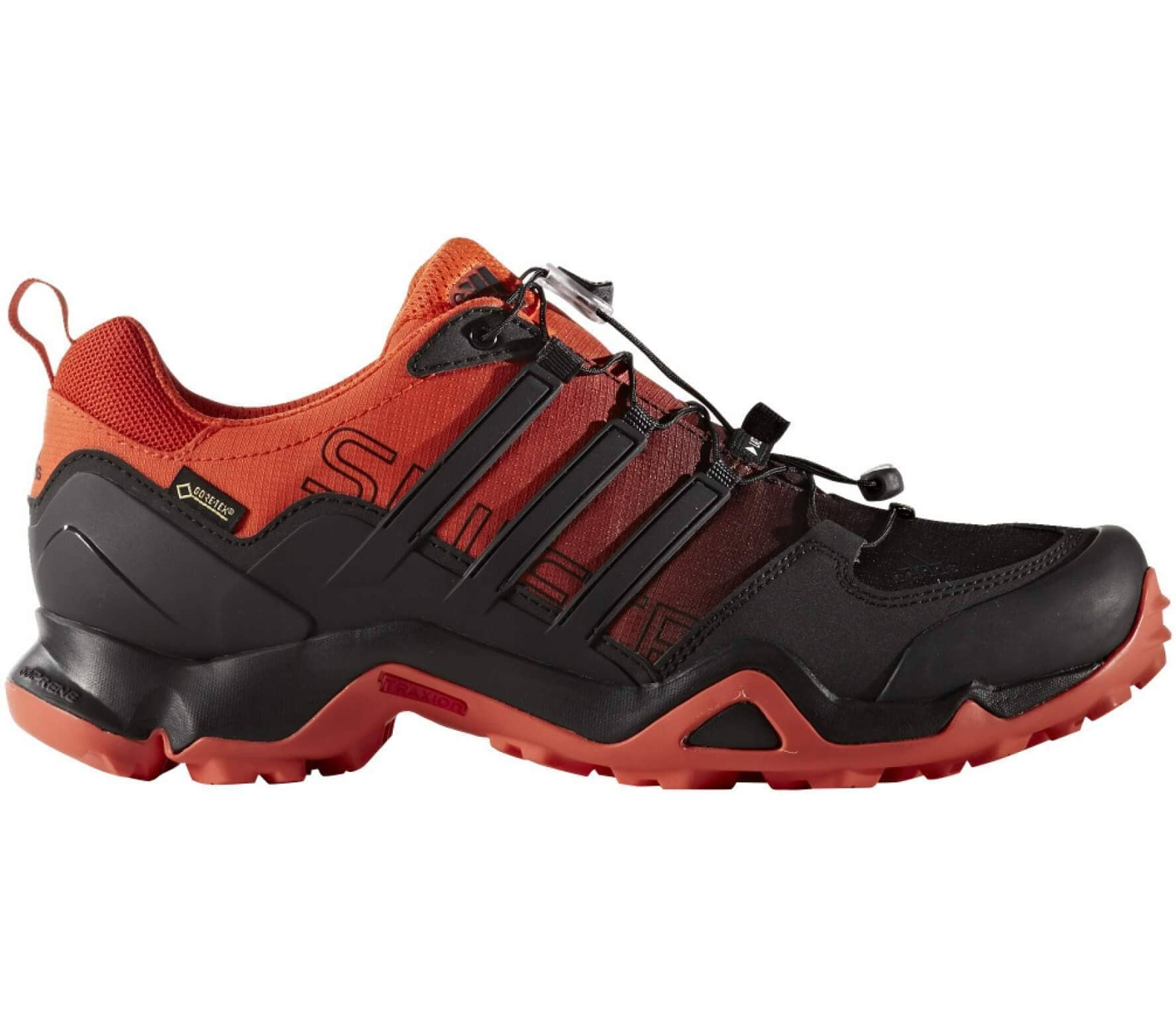 1a81c132a Adidas - Terrex Swift R GTX men s hiking shoes (black red) - buy it ...