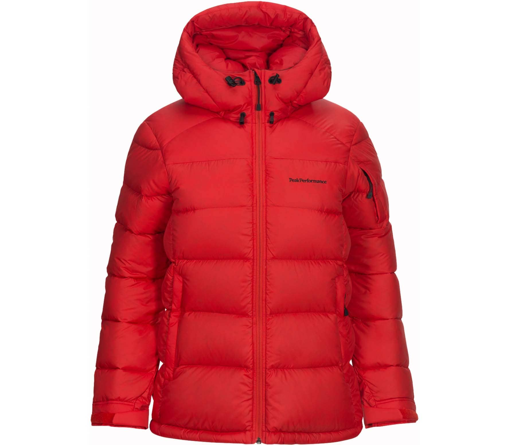 Peak Performance - Frost Pertex Damen Daunenjacke (rot)