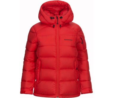 Peak Performance - Frost Pertex women's down jacket (red)