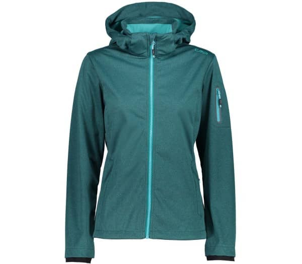 CMP FixHood Damen Outdoorjacke - 1