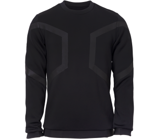 ASICS Hexagon LS Crew Hommes Sweat