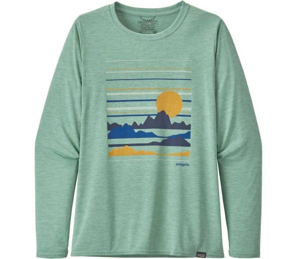 PATAGONIA Capilene Cool Daily Graphic Damen T-Shirt - 1