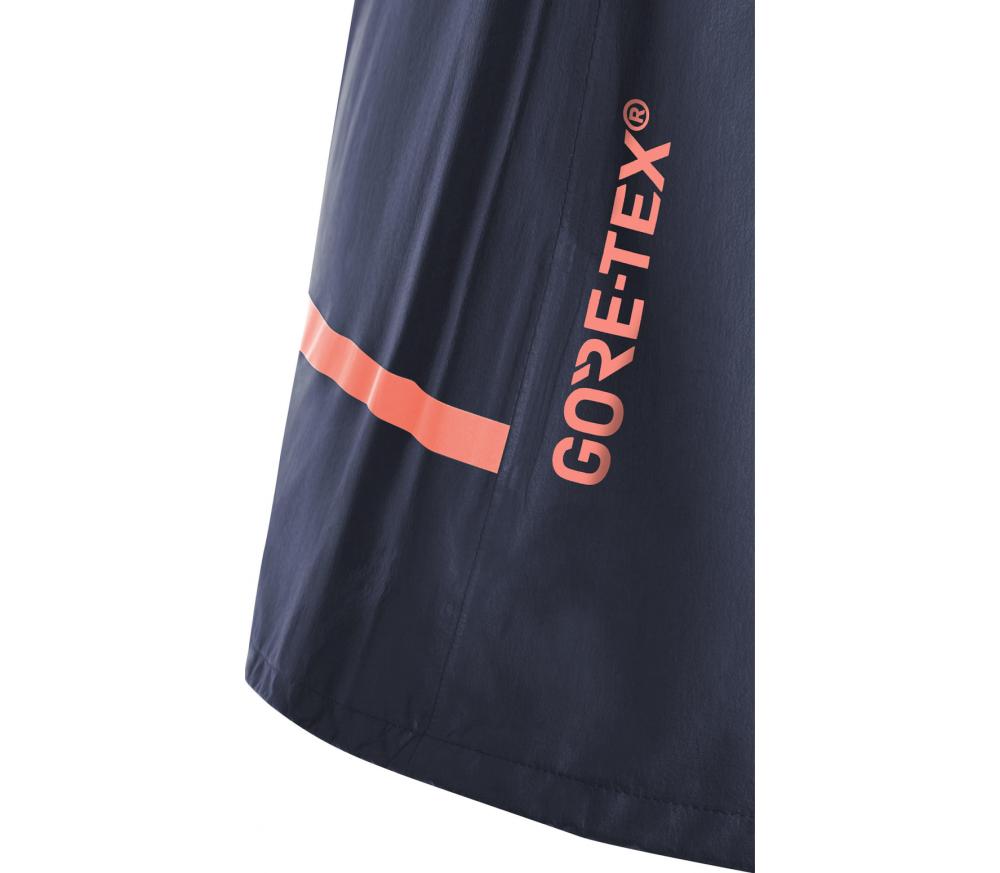 GORE® Wear - R7 GoreTex Shakedry Hooded Damen Funktionsjacke (blau)
