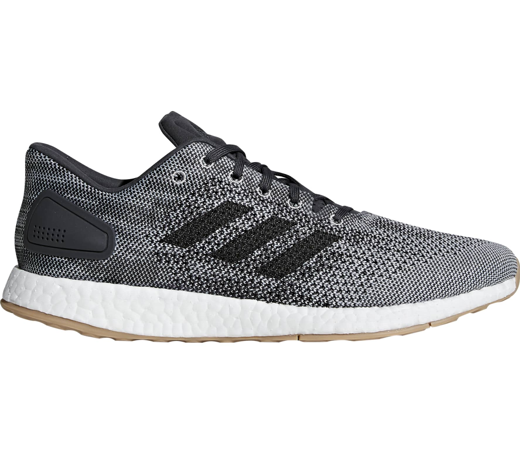 Adidas Pure Boost DPR men's running shoes (dark greyblack)