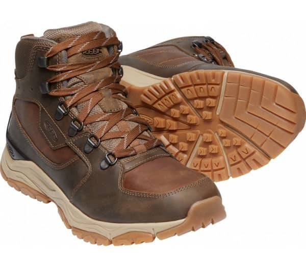 KEEN Innate Leather Mid Wp Hombre Botas de senderismo - 1