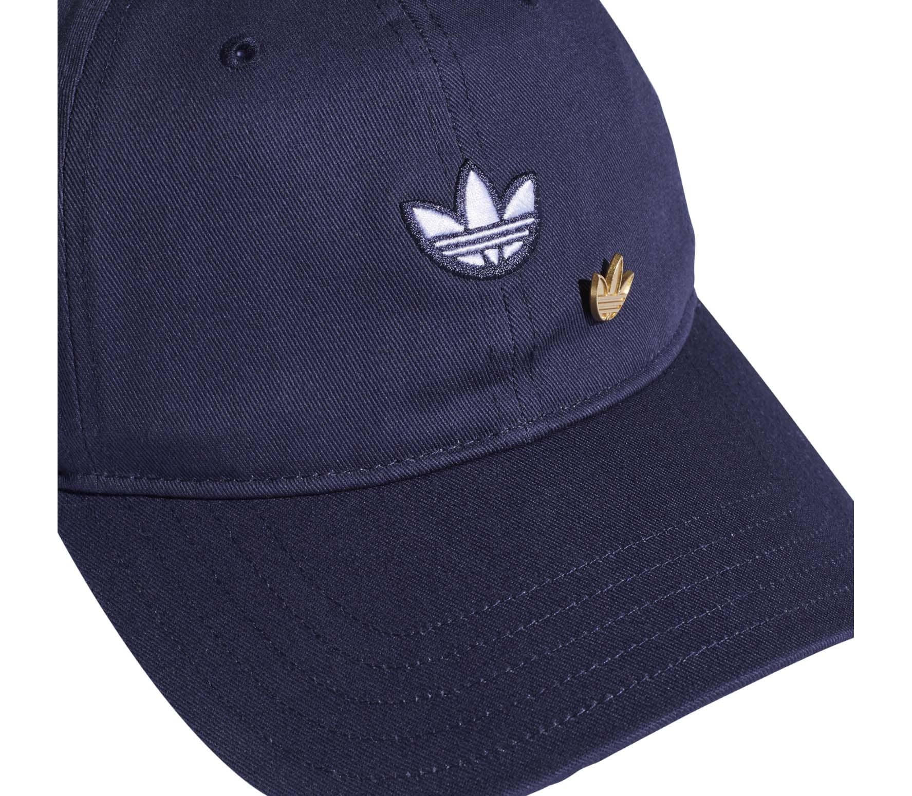 7957e8145 adidas Originals Samstag Dad Unisex Cap blue