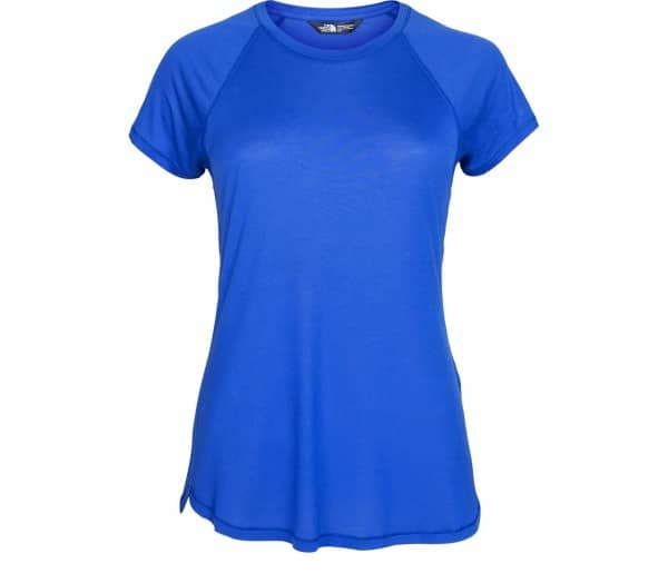 THE NORTH FACE Versitas Shortsleeve Donna Top da allenamento - 1