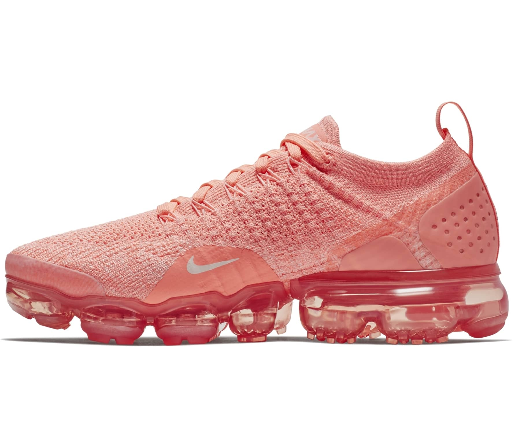 ededf5725b53 Nike - Air VaporMax Flyknit 2 women s running shoes (coral pink ...