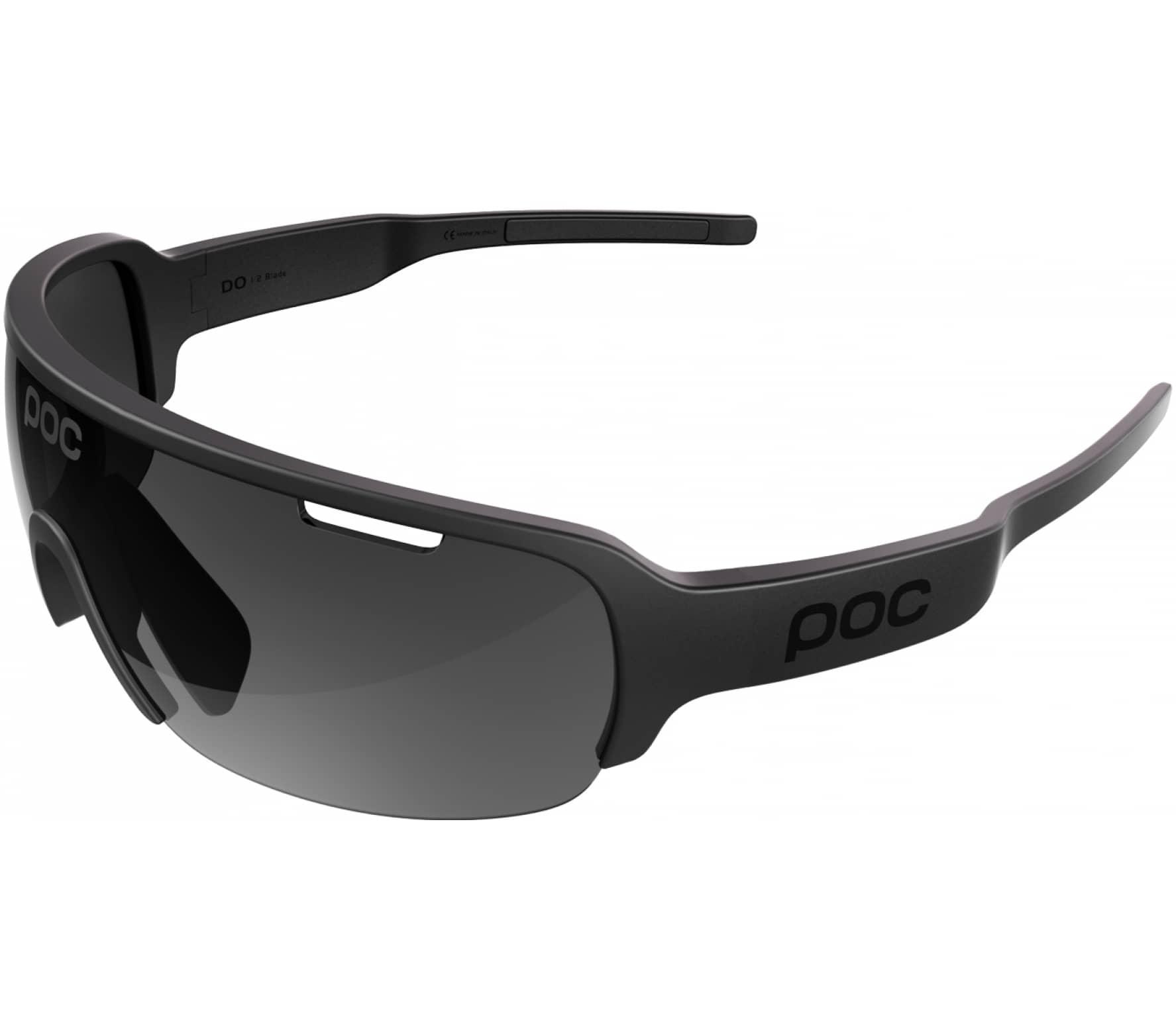POC - DO Half Blade Brille (schwarz)