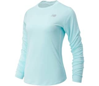 New Balance Accelerate Women Running Long Sleeve
