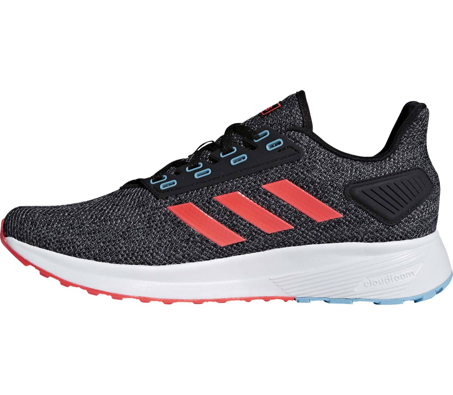 adidas Performance - Duramo 9 men s running shoes (black red) - buy ... 7aebc671967