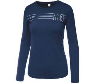 Martini Solid Women Functional Top