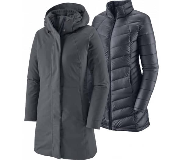 PATAGONIA Tres 3-in-1 Women Down Parka - 1