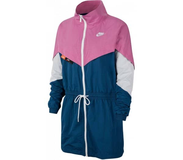 NIKE SPORTSWEAR Red Women Jacket - 1