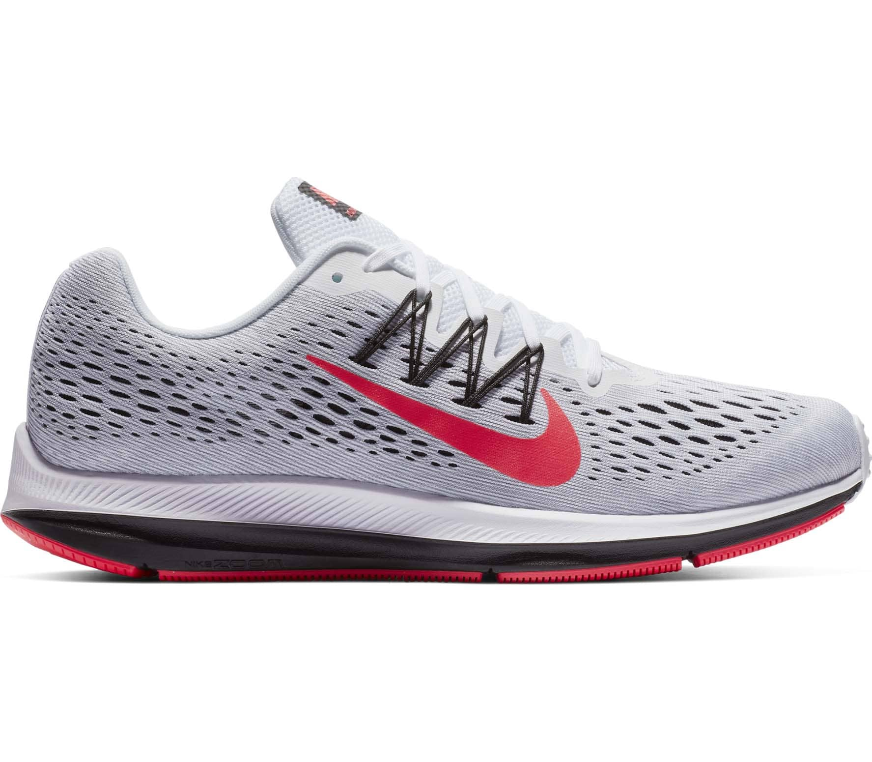 low priced b4086 878d8 Nike - Air Zoom Winflo 5 Hommes chaussure de course (blanc)