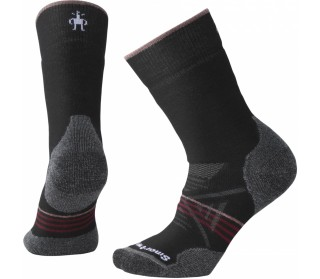 SmartWool PhD Medium Crew Damen Trekkingsocken