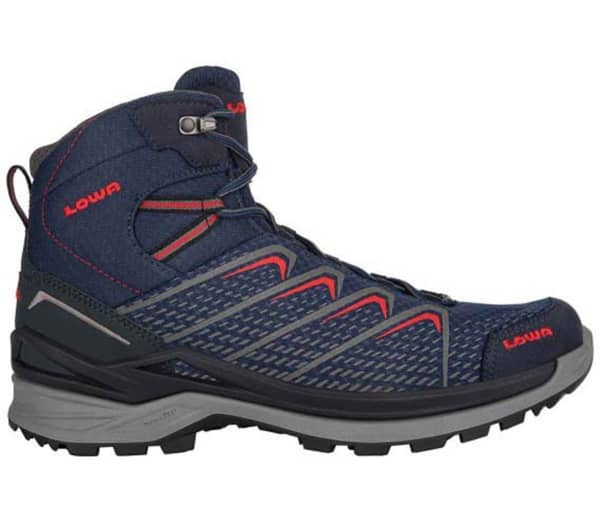 LOWA Ferrox Pro GORE-TEX Mid Men Hiking Boots - 1