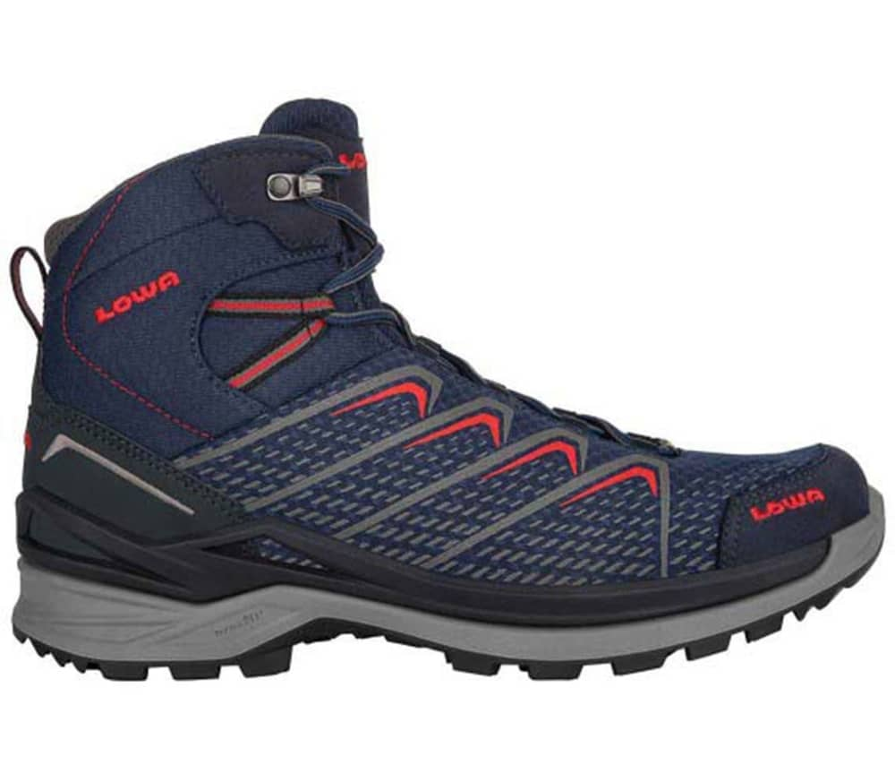 LOWA Ferrox Pro GORE-TEX Mid Men Hiking Boots (blue) 138,90 €