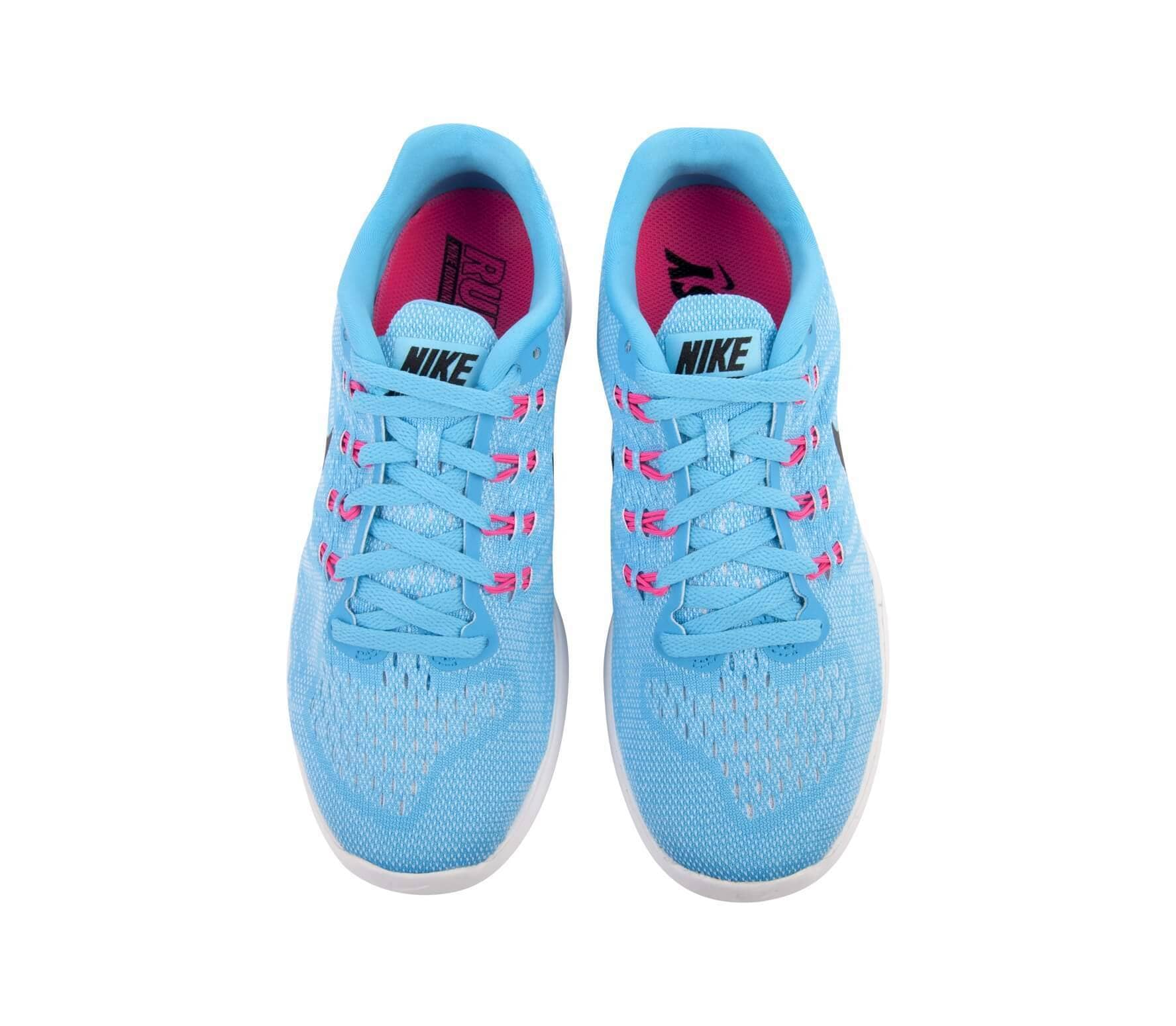the latest bc6aa 305a5 Nike - LunarTempo 2 women s running shoes (light blue pink)